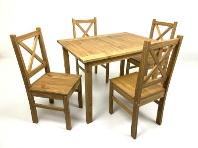 Comedor Santos con 4 sillas