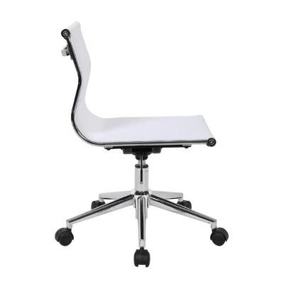 Silla giratoria de escritorio R. 6911 Malla blanca