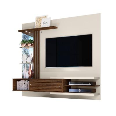 Panel para TV FRIIZZ con luz LED color Off White con Savana