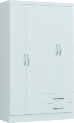 Placard 0940 VERSATIL 4 puertas batientes color Blanco